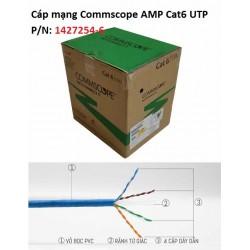 Dây mạng Cat6e UTP Commscope AMP 4-1427254-6 thùng 305 mét