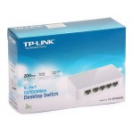 Switch 5 cổng TP-LINK TL-SF1005D 10/100Mbps