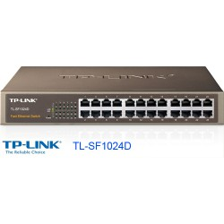 Switch 24 cổng TP-LINK TL-SF1024D 10/100Mbps