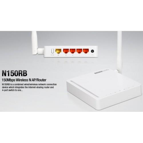 Totolink Wireless Router N150RB, đại lý, phân phối,mua bán, lắp đặt giá rẻ