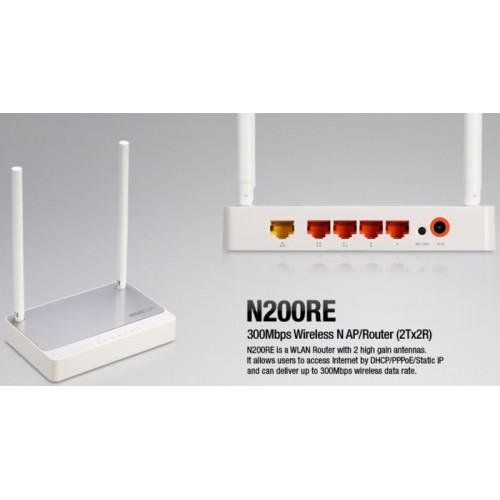 Totolink Wireless Router N200RE, đại lý, phân phối,mua bán, lắp đặt giá rẻ