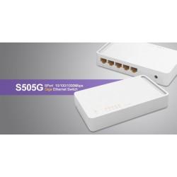 Switch TOTOLINK S505G 5 ports 10/100/1000Mbps