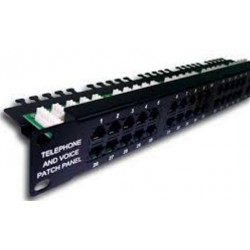 Patch panel RJ11 for Telephone 25 Port 1402-01001