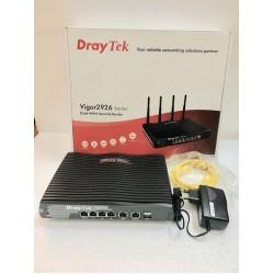 Router và cân bằng tải Draytek Vigor 2926