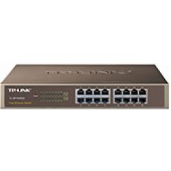 Swutch 16-Port 10/100Mbps TP-LINK TL-SF1016DS