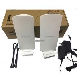 Bộ thu phát không dây Mercury MWB201 cho camera IP, hệ thống mạng