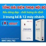 Hướng dẫn lập trình tổng đài điện thoại ADSUN FX312