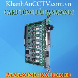 Card tổng đài panasonic KX-TDA100