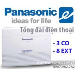 Cài đặt phần mềm tổng đài Panasonic KX-TES824