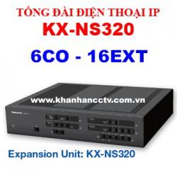 HƯỚNG DẪN ĐẤU DÂY TỔNG ĐÀI PANASONIC KX-NS300