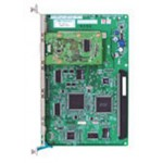 Card nâng cấp bộ nhớ CPU KX-TDA0105 gắn vào khung chính