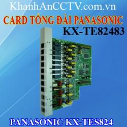 Card tổng đài Panasonic  KX-TE82483
