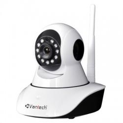 Camera Vantech IP quay quét VT-6300B