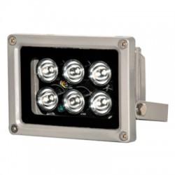 Đèn chiếu hồng ngoại hỗ trợ camera nhìn đêm 60-100 mét HL-IR6 (VIR-60H)