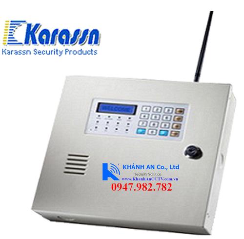 Bộ xử lý trung tâm của KS-858EKARASSN 858, trung tâm báo cháy, báo trộm, chống đột nhập, báo khói, báo rò rỉ gas, hệ thống báo cháy, hệ thống báo trộm, báo trộm, báo cháy, pccc