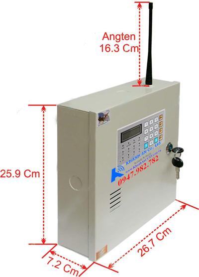 Chống trộm không dây KS-858EKARASSN 858, trung tâm báo cháy, báo trộm, chống đột nhập, báo khói, báo rò rỉ gas, hệ thống báo cháy, hệ thống báo trộm, báo trộm, báo cháy, pccc