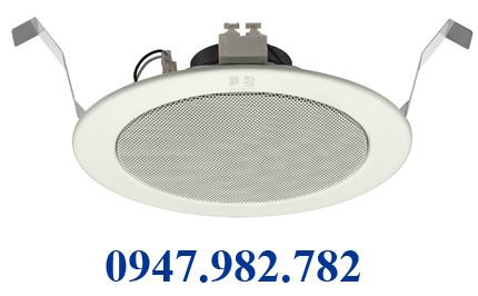 Loa gắn âm trần 6W TOA PC-648R, đại lý, phân phối,mua bán, lắp đặt giá rẻ