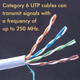 Tiêu chuẩn cáp UTP và cách sử dụng của chúng trong mạng
