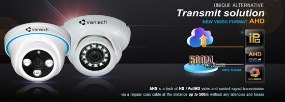 Camera AHD Vantech