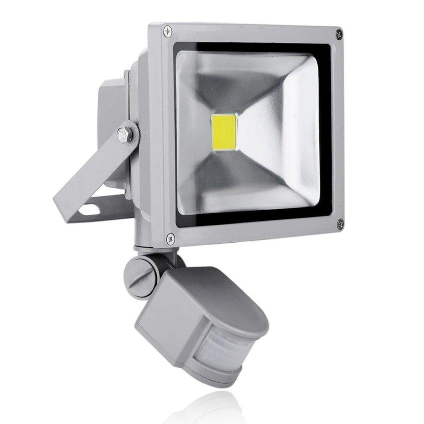 Đèn chiếu sáng cảm ứng chống trộm DC-LED PHA 10W, đại lý, phân phối,mua bán, lắp đặt giá rẻ