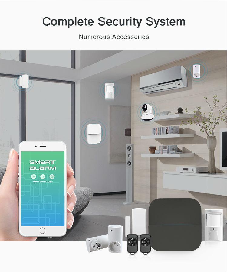 smart alarm control
