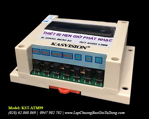 máy hẹn giờ phát nhạc tự động KST-ATM99