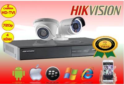 Hướng dẫn cách đăng kí cài đặt tên miền miễn phí của hãng camera Hikvision