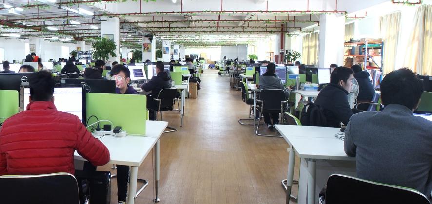 Ramp;D Center của Longse Technology Co., Ltd