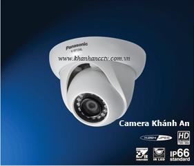 Đánh giá sản phẩm Camera Panasonic E-series.