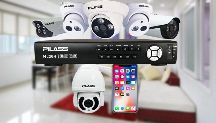 nhà phân phối camera Pilass
