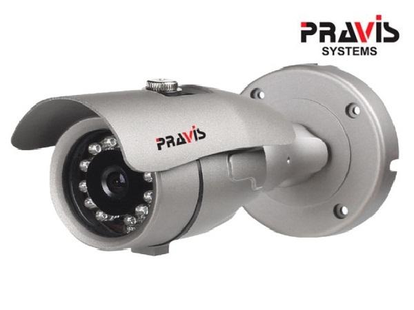 Camera Pravis CV54-CS9250 Analog hồng ngoại dạng thân, đại lý, phân phối,mua bán, lắp đặt giá rẻ