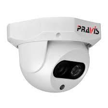 Camera Pravis PAC-E3130EX AHD dạng Dome 1.3MP, đại lý, phân phối,mua bán, lắp đặt giá rẻ