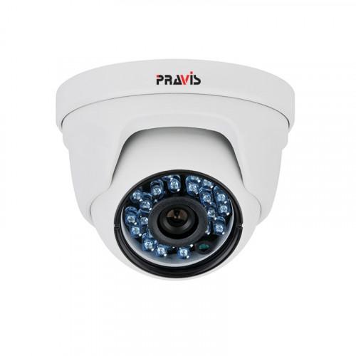 Camera Pravis PNC-405EM2 IP dạng dome 2.0MP, đại lý, phân phối,mua bán, lắp đặt giá rẻ