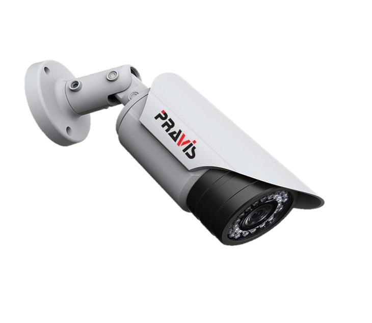 Camera Pravis PNC-505SM4 IP dạng thân ống 4.0MP, đại lý, phân phối,mua bán, lắp đặt giá rẻ