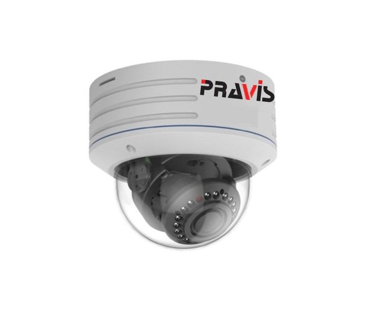 Camera Pravis PNC-L305VM2 IP dạng dome 2.0MP, đại lý, phân phối,mua bán, lắp đặt giá rẻ