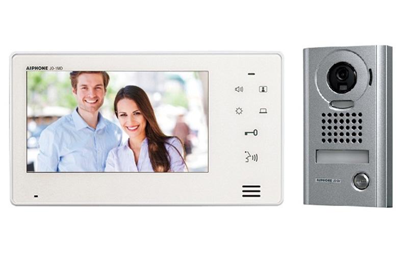 Bộ chuông cửa màn hình Aiphone JOS-1A, đại lý, phân phối,mua bán, lắp đặt giá rẻ