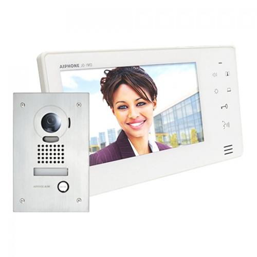 Bộ chuông cửa màn hình Aiphone JOS-1F, đại lý, phân phối,mua bán, lắp đặt giá rẻ