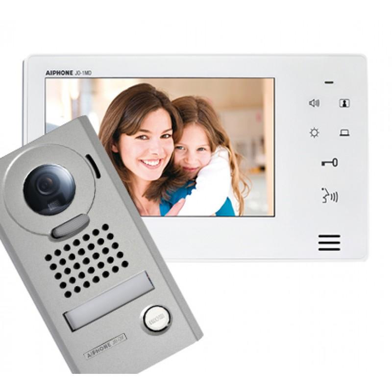 Bộ chuông cửa màn hình Aiphone JOS-1V, đại lý, phân phối,mua bán, lắp đặt giá rẻ