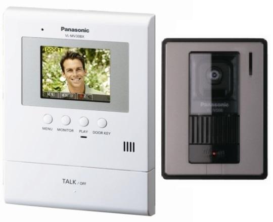 Chuông cửa màn hình PANASONIC VL-SV30VN, đại lý, phân phối,mua bán, lắp đặt giá rẻ