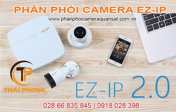 Công ty phân phối camera EZ-IP tại tp HCM