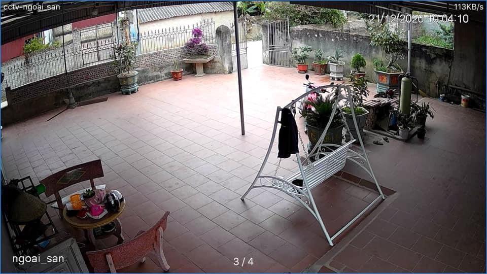 hình ảnh lắp đặt trọn gói camera tại tp hcm 1.0m