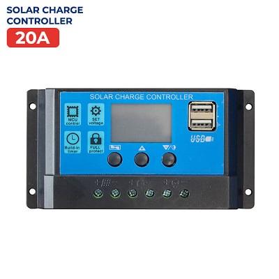 Bộ điều khiển sạc Pin năng lượng mặt trời KA-YS-20A, đại lý, phân phối,mua bán, lắp đặt giá rẻ