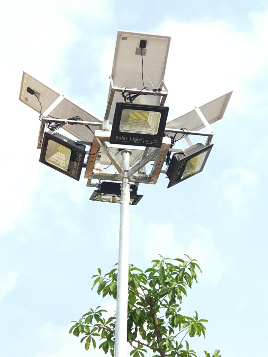 Đèn năng lượng mặt trời KaSolar giá rẻ