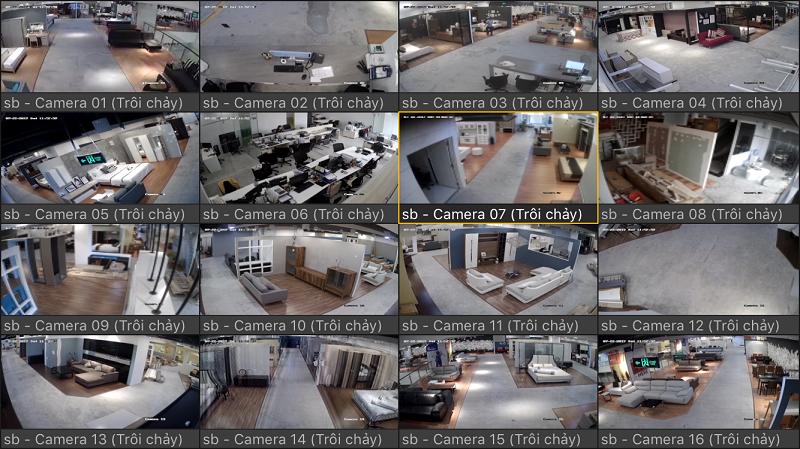 Thảo Điền Pearl - Cung cấp lắp đặt hệ thống camera quan sát, Âm thanh thông báo công ty mộc hòa bình