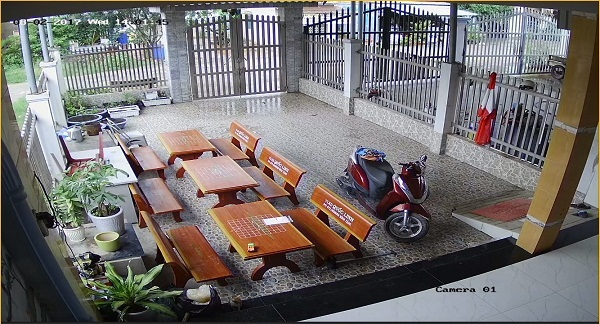 Lắp đặt camera tại Đức Hòa - Long An
