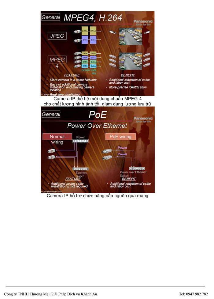 Sự khác nhau giữa Camera IP và Camera Analog 4
