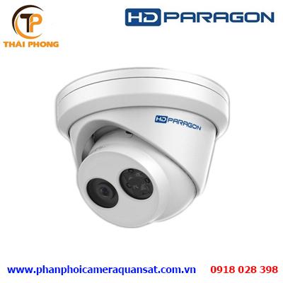 Camera IP HDPARAGON HDS-2383IRA 8.0 M, đại lý, phân phối,mua bán, lắp đặt giá rẻ
