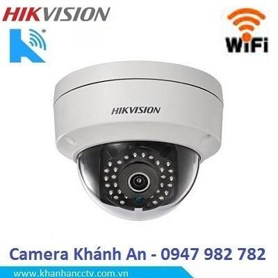 Camera HIKVISION DS-2CD2122FWD-IW IPC hồng ngoại 2.0 MP, đại lý, phân phối,mua bán, lắp đặt giá rẻ