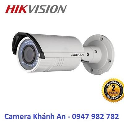 Camera HIKVISION DS-2CD2623G1-IZ IPC hồng ngoại 2.0 MP, đại lý, phân phối,mua bán, lắp đặt giá rẻ