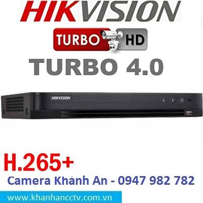 Đầu ghi camera HIKVISION DS-7204HQHI-K1(S) 4 kênh, đại lý, phân phối,mua bán, lắp đặt giá rẻ